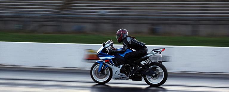 GSXR Drag Racing