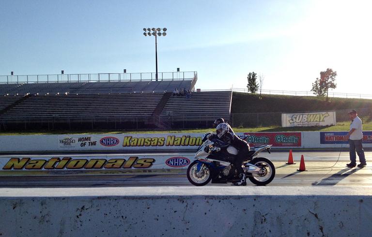 Heartland Park Drag Racing