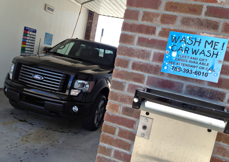 Wash Me! Car Wash