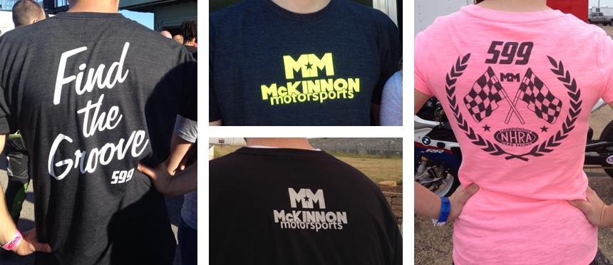 McKinnon Motorsports Shirt