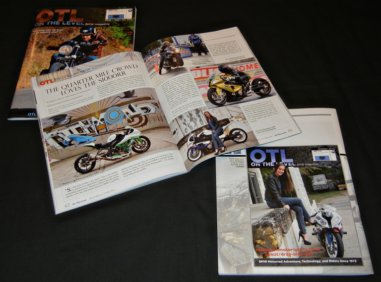 OTL BMW Magazine