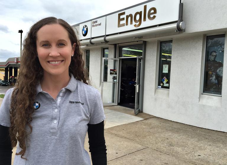 Engle Motors' Open House