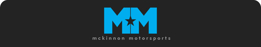 McKinnon Motorsports logo